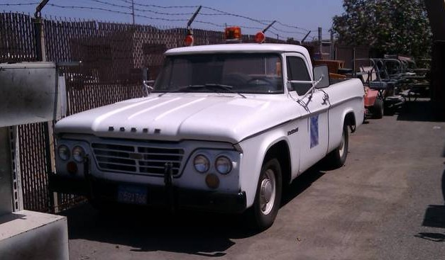auction 1964dodged100shortbedpickuptruck