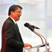 N.C. Gov. Pat McCrory discusses the importance of university research to economic development.