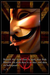 Anonymous (Saint Iscariot) Tags: hacker vforvendetta anonymous anon lulz november5 hacktivist lulzsec
