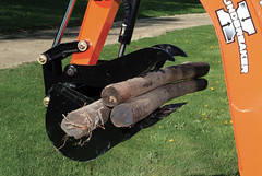 Backhoe Thumb
