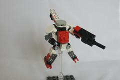 red guild osprey (milt69466) Tags: mecha mech moc microscale mechaton mfz mf0 mobileframezero redguild