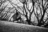 Thinking about the idea (Lucas Shu) Tags: park light portrait japan afternoon expo natural plum osaka ume banpaku ilko allexandroff