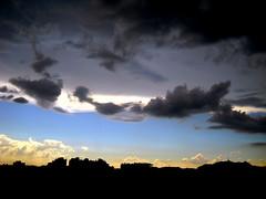 Emotions in the sky V (Pepo58) Tags: sky cloud sundown cu nuvem crepsculo