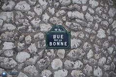 street name (xpressx) Tags: street paris montmartre rue ville nom