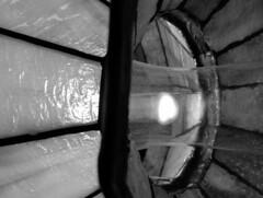 DSC06714.omi (nordamerica1) Tags: lighting light blackandwhite bw white black glass lamp lightbulb bulb wisconsin vintage march blackwhite antique antiques wi filament beloit 2013