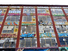 """5Pointz, LIC, Queens • <a style=""""font-size:0.8em;"""" href=""""http://www.flickr.com/photos/53128580@N00/8560365387/"""" target=""""_blank"""">View on Flickr</a>"""