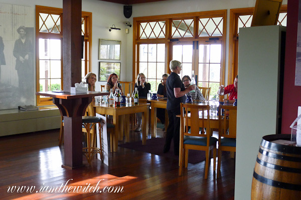 Audrey Wilkinson wine class