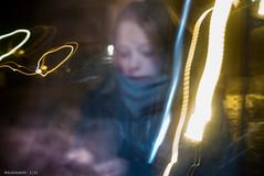 cold night at bus stop (KLAVIeNERI) Tags: light cold photographer nightshot hamburg falkenstein x1 blankenese mingthein winterinthecity leicaforum thorstenovergaard stevehuff leicax1 leicaimages lightroom4 ilovemyleica photographersontumblr