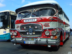 Bedford bus (seanofselby) Tags: old bus bedford malta arriva