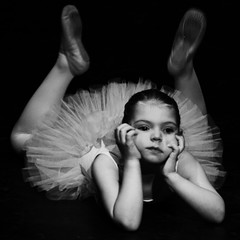 Not bored, dreamy! (luciano.angelini) Tags: cute girl face look teatro dance costume nice ballerina theater little danza small carina dream bored bn boredom sguardo dreams dreamy noia viso ballo piccola sogno bambina annoiata sognante