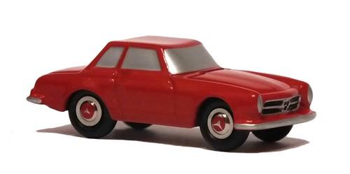 Schuco Piccolo MB 230 SL (1)