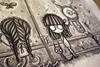 Sobre tus miedos foto (Anita Mejia) Tags: white black thanks illustration pen ink mexico sketch blog key gracias traditionalart doodle nightmare pesadilla ilustracion facebook fanpage anitamejia chcolatita