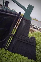 Bigmere's rudder (JAMES~DIGI~PICS) Tags: canal barge rudder ellesmere bigmere nationalwaterwaysmuseum dumbbarge