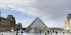 The Louvre (Craig Pitchers) Tags: paris france nikon europe louvre thelouvre 2470mm nikon2470mmf28 d7000 nikond7000