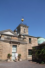 Sydney Observatory (Refractor-Phill) Tags: corneille observatory telescope astronomy philip timeball vvs refractorphill