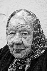My Grandma (daria_darek_photography) Tags: grandma oma babcia portrait poland polska black white polonia sony alpha a58