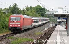 Stuttgart sterfeld (finnyus) Tags: sterfeld ic181 101068 stuttgart sbahn gubahnstrecke