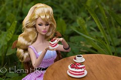Afternoon tea (elena_hrg) Tags: poppy parker bon bonbon doll ma petite fleur integrity toys fashion royalty