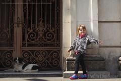 Catharina (Stefan Lambauer) Tags: catharina kid infant prefeitura centro downtown dog cachorro old building cityhall stefanlambauer 2016 brasil brazil santos sopaulo br