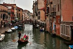 Venice / Rio della Misericordia / Rainy day (Pantchoa) Tags: venise venetie rio canal riodellamisericordia fondamentaormesini fondamentadellamisericordia nikon d7100 pluie rames