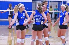 IMG_8101 (SJH Foto) Tags: girls volleyball high school beford pa pennsylvania team tween teen teenager varsity huddle hugs cheer