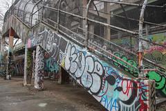 Morton, Kobe (NJphotograffer) Tags: graffiti graff new jersey nj bumtrail riverwalk mort morton kobe void crew