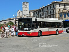 Busitalia Assisi #294 (AlebusITALIA) Tags: autobus bus tram trasporti trasportipubblici tpl transportation mobilit umbriamobilit busitalia assisi perugia publictransport
