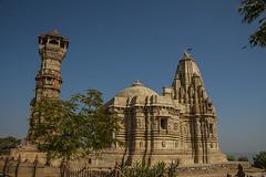 Kirti Stambh (Koshyk) Tags: chittor chittaurgarh chittorgarh kirthisthambh kirtistambh toweroffame rajasthan