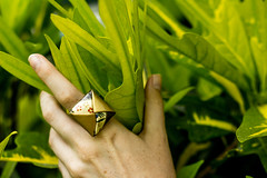 Les Petites Cocottes (luciesmeriglio) Tags: malia origami petitescocottes artisanat bijoux créations modèle nature shooting hand made jewel jewelry franch france français plant plante bambou bamboo earing ring earings boucles doreille bague cygne sac broche bag fleur flower fish poisson papillon butterfly rose