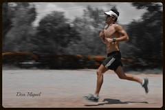 Miguel Mrquez (magnum 257 triatlon slp) Tags: miguel mrquez triatleta talento potosino miguelmarqueztricom bepartofthebhteam bh team triathlon run seleccinnacional sanki triathlete triatlon slp mxico parque park tangamanga pista dreamer don magnum
