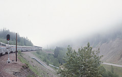 5 Photos from the Empire Builder in June of 1984 -- Part 5 (railfan 44) Tags: amtrak