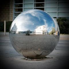 Reflection (Bristolian Paul) Tags: reflection portishead