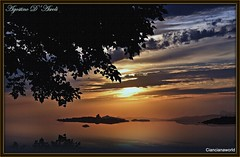 Tramonto del 18-Settembre-2016 (agostinodascoli) Tags: tramonto sunset travel viaggi landscape paesaggi agostinodascoli nature texture nikonclubit
