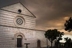 Santa_Chiara (serdor) Tags: santachiara chiesa architettura temporale nuvole paesaggio nikon digitale df nikkor 35sfd