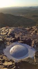 DIXIE R.M.2 (BCooner) Tags: arizona phoenix hiking unionhills dixiesummittrail phoenixsonoranpreserve sonorandesert geodetic marker
