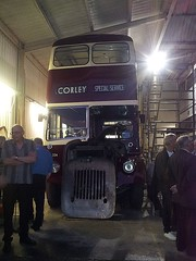 Coventry 334 CRW (quicksilver coaches) Tags: daimler cvg6 metrocammell orion coventry 334crw