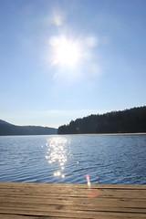 Lac Beglika (Mysterious unknown) Tags: beglika lac lake beglik bulgaria bulgarie kayak bungalows
