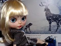 Blythe-a-DayAugust#24: Bambi: Little Bea&Bambi