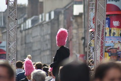 Edinburgh Festival Fringe (Secondcity) Tags: edinburgh edinburghfestivalfringe royalmile highstreet