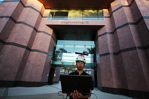 Testing 3D Reconstruction Sensors at UCSD