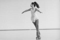 vola vola (Fiore Nino) Tags: ballerina saggio danza bw pattinaggio volo nikon 70200