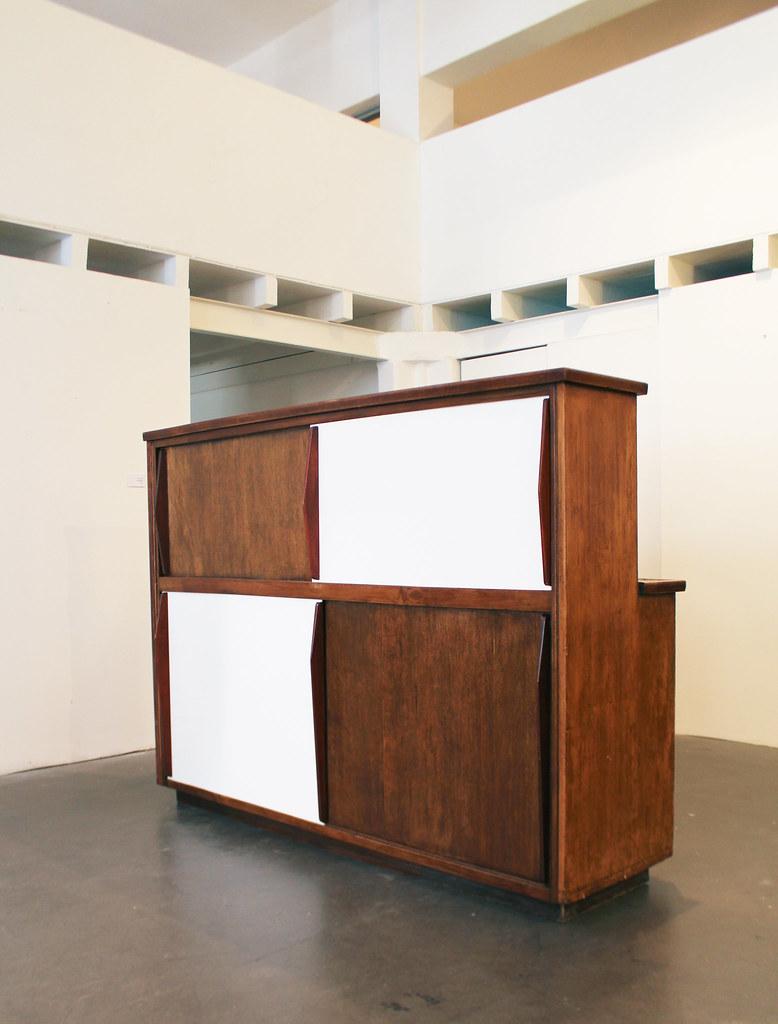 Le Corbusier Passe Plat Clement Cividino 1 (Galerie Clément