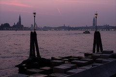 P9242680 Italy Venice (Dave Curtis) Tags: 2013 em5 europe italy omd olympus venice sunset dusk giardini lagoon
