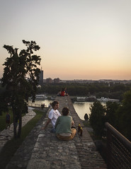 Let's spend time together (petrovicka95) Tags: belgrade nikon street outside summer