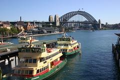 Harbor bridge and Sydney (Context Travel) Tags: sydney shutterstock