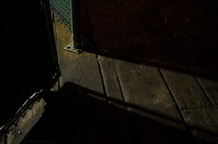 Follow the Light (Dan_jOnEs18) Tags: nikon nikond7000 nikonphotography nightphotography night nikkor la santamonica pier light shadows