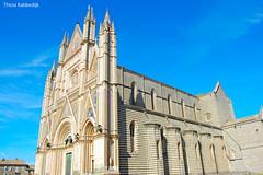 Orvieto Cathedral /  Duomo di Orvieto (Thirza78) Tags: orvieto cathedral duomo travel religion religiousbuilding building religious outdoor italy italië lacio kathedraal jol