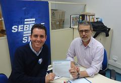 Candidato Empreendedor (SEBRAE-SP) Tags: sebrae sp