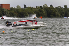 IMG_7471 (Roger Brown (General)) Tags: stewartby powerboat racing club stage for 2016 uim f2 f4 gt15 european championships high octane boating bonanza top racers from across europebedfordshire village battle 3 championship crowns over two day competition 24th september roger brown canon 7d speed boat inland lake