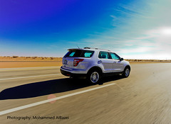 Ford Explorer (Mohammed Albazei) Tags: ford explorer